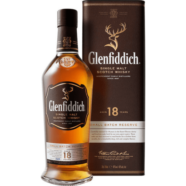 GLENFIDDICH 18 Year Old (Giftboxed)